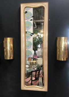 Mid Century Large Italian Wall Mirror 1950s - 1604615