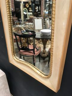 Mid Century Large Italian Wall Mirror 1950s - 1604619