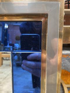 Mid Century Large Italian Wall Mirror 1950s - 2002931