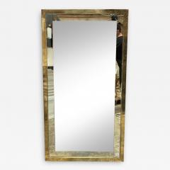 Mid Century Large Italian Wall Mirror 1950s - 2003949