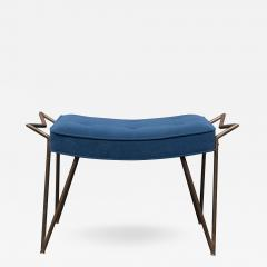 Mid Century Modern Bench Italy - 497005