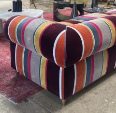 Mid Century Modern Italian Colorful sofa Italy 1980 - 2010109