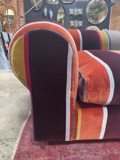 Mid Century Modern Italian Colorful sofa Italy 1980 - 2010113