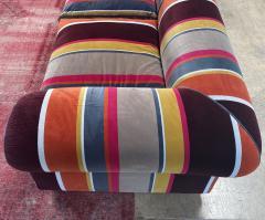 Mid Century Modern Italian Colorful sofa Italy 1980 - 2010114
