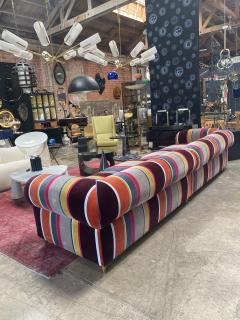 Mid Century Modern Italian Colorful sofa Italy 1980 - 2010115