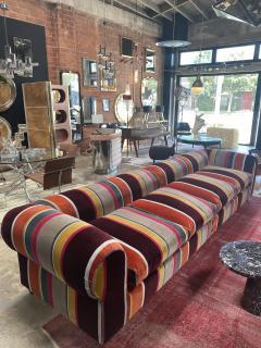 Mid Century Modern Italian Colorful sofa Italy 1980 - 2010116