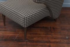 Mid Century Modern Italian Large Lounge Chairs - 1774619