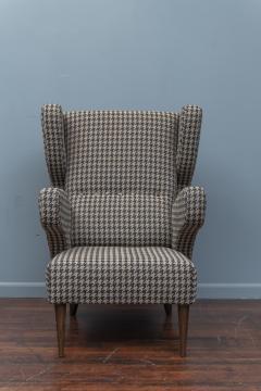Mid Century Modern Italian Large Lounge Chairs - 1774622
