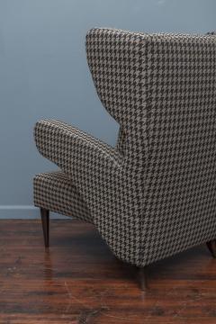 Mid Century Modern Italian Large Lounge Chairs - 1774623