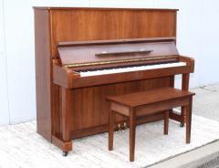 Mid Century Modern Kawai Upright Piano - 1085403