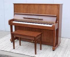 Mid Century Modern Kawai Upright Piano - 1085407