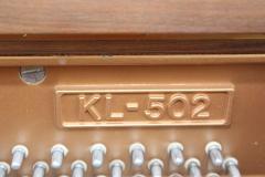 Mid Century Modern Kawai Upright Piano - 1085415
