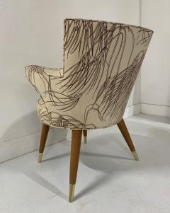Mid Century Modern Side Chair - 1162917