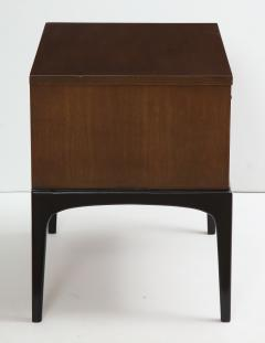 Mid Century Modern Walnut Night Stands - 1241247