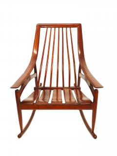 Mid Century Modern rocking chair - 1519301