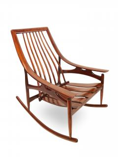Mid Century Modern rocking chair - 1519304
