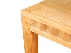 Mid Century Pine Dining Table - 721186