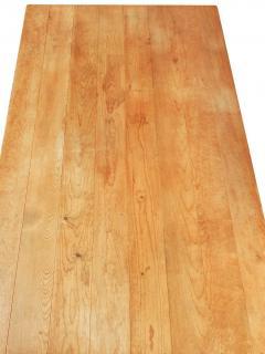 Mid Century Pine Dining Table - 721187