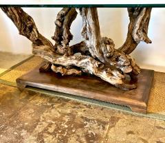 Mid Century Root Table - 1374628