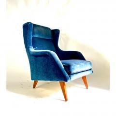 Mid Century Scandinavian Lounge Chair - 1703936