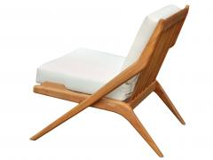 Mid Century Scissor Chairs - 882156