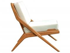 Mid Century Scissor Chairs - 882157