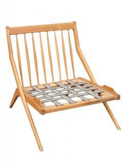 Mid Century Scissor Chairs - 882160
