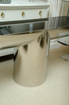 Mid Century T Console by J Wade Beam for Brueton - 997855