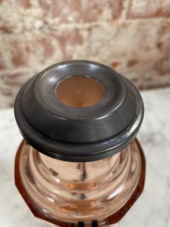 Mid Century Vintage Bottle Italy 1950s - 2073207