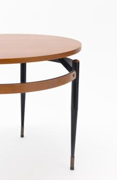 Mid Century round cocktail table  - 1844175