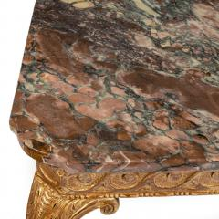 Mid Victorian Giltwood Console Table - 1795219