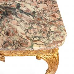 Mid Victorian Giltwood Console Table - 1795222