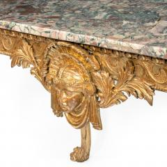 Mid Victorian Giltwood Console Table - 1795223