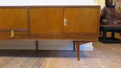 Mid century Italian Credenza Sideboard - 2090641