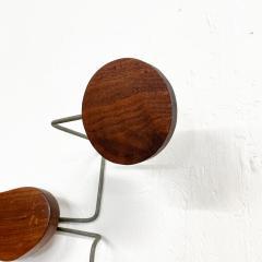 Mid century Modern Organic Wall Sculpture Catch All Hat Coat Rack - 1951260