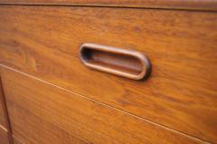 Mid century Nine Drawer Teak Dresser - 1734841