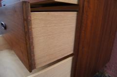 Mid century Nine Drawer Teak Dresser - 1734847