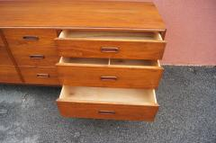 Mid century Nine Drawer Teak Dresser - 1734850