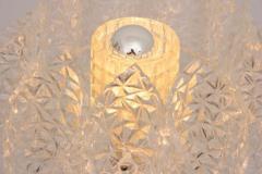 Midcentury Floor Lamp with illuminating column - 1991259