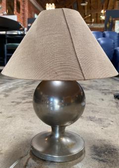 Midcentury Italian Chrome Table Lamp 1950s - 1169226