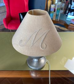 Midcentury Italian Chrome Table Lamp 1950s - 1169228
