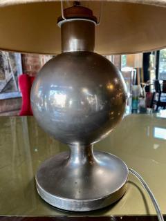 Midcentury Italian Chrome Table Lamp 1950s - 1169229