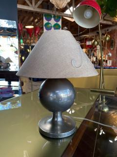Midcentury Italian Chrome Table Lamp 1950s - 1169231