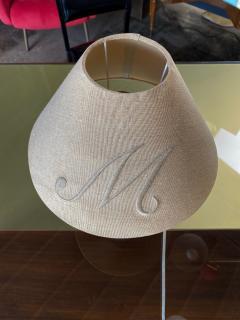Midcentury Italian Chrome Table Lamp 1950s - 1169232