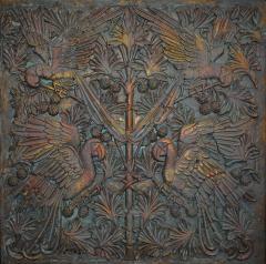 Midcentury Modern Fresco - 1051669