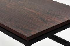 Midcentury Modern Rosewood Desk 1960 - 1795492