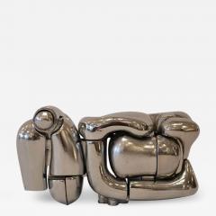 Miguel Ortiz Berrocal Miguel Berrocal Mini Maria Puzzle Sculpture - 1094929
