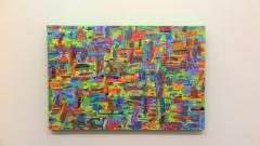Mike Adamo Painting Stories In Color  - 2125053