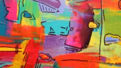 Mike Adamo Painting Stories In Color  - 2125055