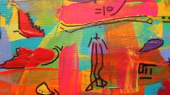 Mike Adamo Painting Stories In Color  - 2125059
